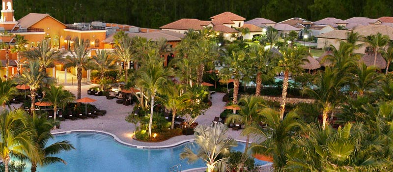 Timeshare Aerial