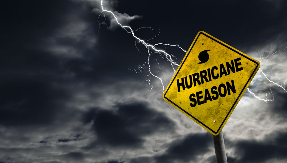 Preparation for Hurricane Season
